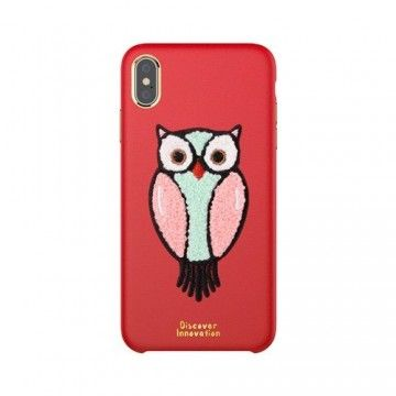 Apple iPhone XS MAX Plush Case Owl * NILLKIN