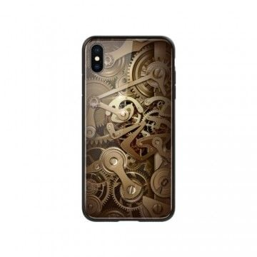 Apple iPhone XS / X Space Time Case *Nillkin*