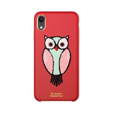 Apple iPhone XR Plush Case Owl * NILLKIN