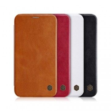 Apple iPhone XR Leder Flipcover *Nillkin*