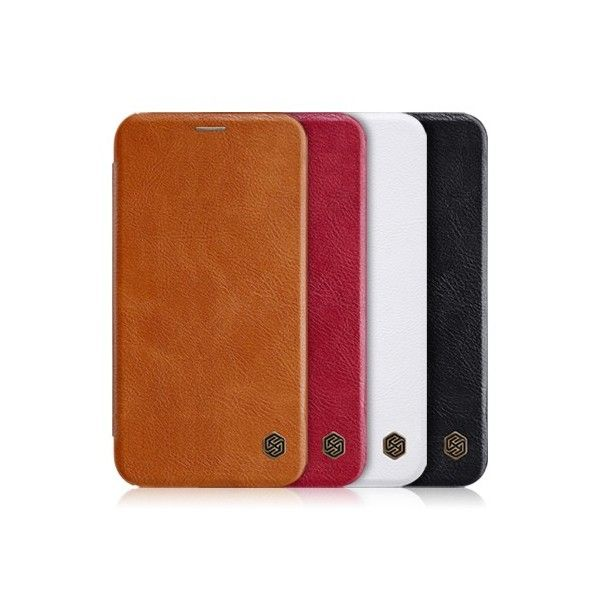 Apple iPhone XR Leather Flipcover *Nillkin* - Apple - TradingShenzhen.com