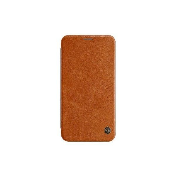 Apple iPhone XS MAX Leather Flipcover *Nillkin* - Apple | Tradingshenzhen.com