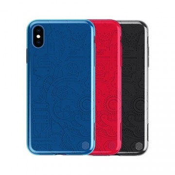 Apple iPhone XS MAX Machinery Case *Nillkin*