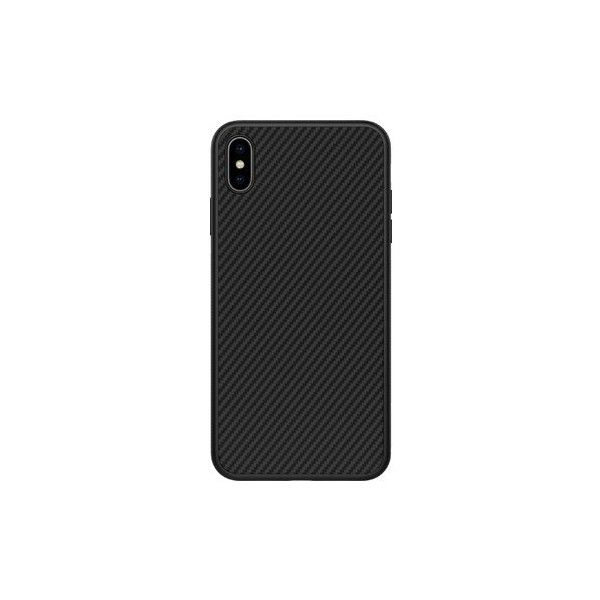 Apple iPhone XS MAX Synthetic Fiber Case *Nillkin* - Nillkin | Tradingshenzhen.com