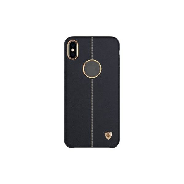 Apple iPhone XS / X Englon Leather Cover *Nillkin* - Nillkin | Tradingshenzhen.com