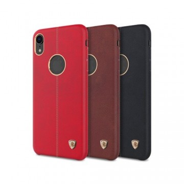 Apple iPhone XS MAX Englon Leather Cover *Nillkin*