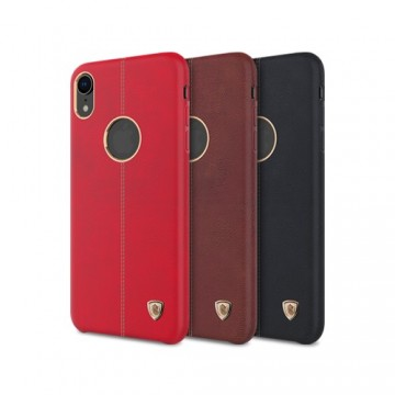 Apple iPhone XR Englon Leather Cover *Nillkin*