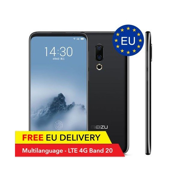 Meizu 16th - 8GB/128GB - Global - EU Device - Meizu | Tradingshenzhen.com