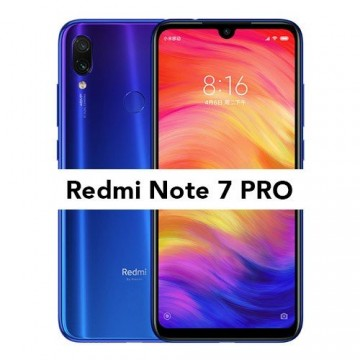 Xiaomi Redmi Note 7 PRO - 6GB/128GB - Dual Camera