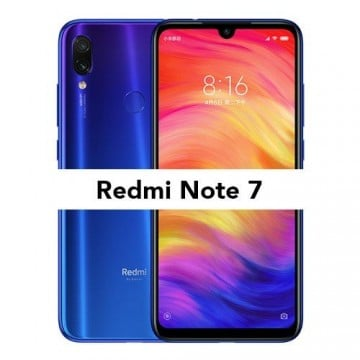 Xiaomi Redmi Note 7 - 4GB/64GB - Dual Camera