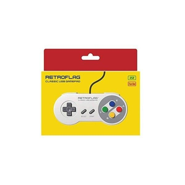 RES2k - NES Version - incl. Retroflag USB Controller - EU Delivery - Res2k - TradingShenzhen.com