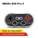 8BitDo N30 Pro 2 Controller - Bluetooth - GLOBAL