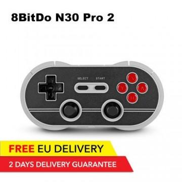 8BitDo N30 Pro 2 Controller - Bluetooth - GLOBAL - 8BitDo - TradingShenzhen.com
