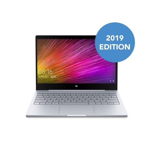 Mi Air 12.5 Zoll - 2019 Edition - Intel m3-8100Y CPU - 4GB/256GB - Xiaomi | Tradingshenzhen.com