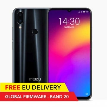 Meizu Note 9 - 4GB/64GB - Snapdragon 675 - GLOBAL - EU Device