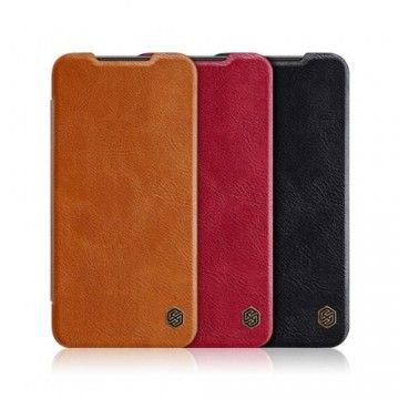 Xiaomi Mi 9 SE Qin Leather Flipcover *Nillkin* - Xiaomi | Tradingshenzhen.com