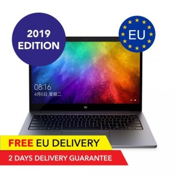 Mi Air 13.3 inch - 2019 Edition - 8GB/256GB - i5-8250U - EU WAREHOUSE