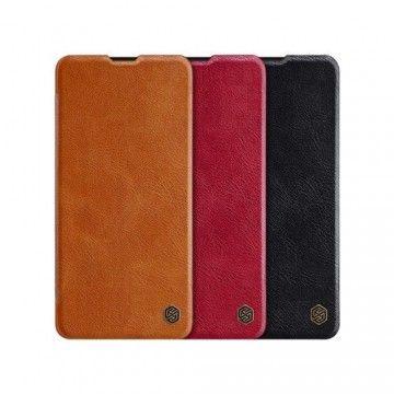 Xiaomi Mi 9T / 9T Pro Qin Leather Flipcover *Nillkin* - Nillkin | Tradingshenzhen.com