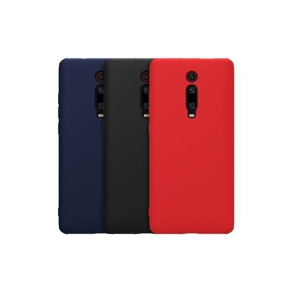 Xiaomi Mi 9T / Mi 9T Pro Rubber Wrapped Case *Nillkin* - Xiaomi - TradingShenzhen.com