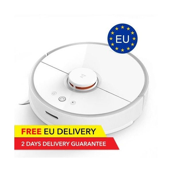 Xiaomi roborock S50 Smart Robot Vacuum Cleaner - GLOBAL Version - EU Warehouse - Xiaomi | Tradingshenzhen.com