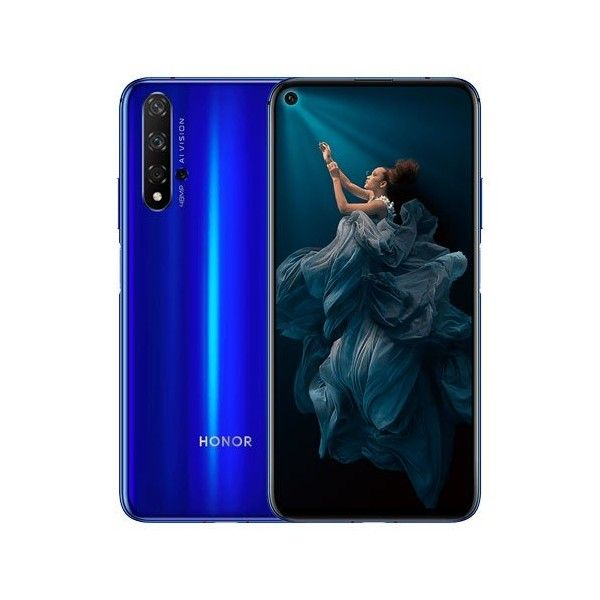 Honor 20 - 8GB/128GB - Kirin 980 - Quad Kamera - Huawei - TradingShenzhen.com