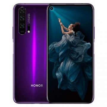 Honor 20 Pro - 8GB/128GB - Kirin 980 - Quad Kamera