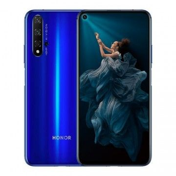 Honor 20 - 8GB/256GB - Kirin 980 - Quad Camera