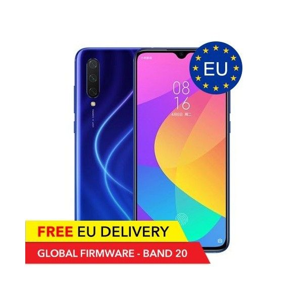 Xiaomi Mi 9 Lite - 6GB/128GB - Triple Camera - GLOBAL - EU Device - Xiaomi | Tradingshenzhen.com