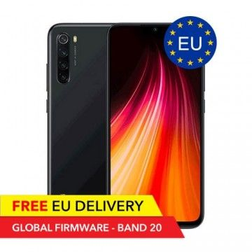 Xiaomi Redmi Note 8 - 4GB/64GB - GLOBAL - EU Gerät