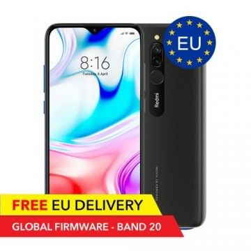 Xiaomi Redmi 8 - 4GB/64GB - GLOBAL - EU Device