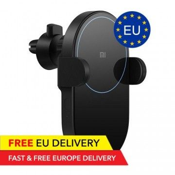 Xiaomi Wireless Car Charger and Holder - 20 W - EU WAREHOUSE - Xiaomi - TradingShenzhen.com