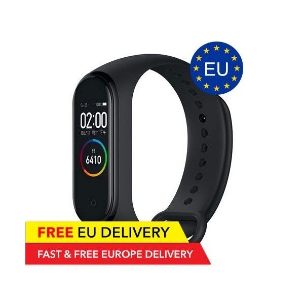 Xiaomi Mi Band 4 - GLOBAL Version - EU Warehouse - Xiaomi | Tradingshenzhen.com