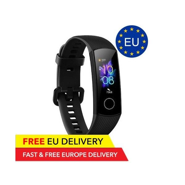 Huawei Honor Band 5 - AMOLED Display - GLOBAL - EU Device - Huawei - TradingShenzhen.com