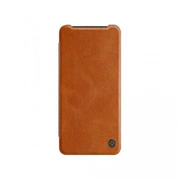 OnePlus 7t Pro Qin Leather Flipcover *Nillkin* - Nillkin - TradingShenzhen.com