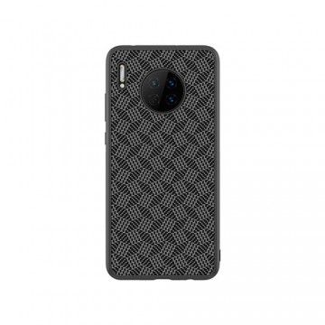 Huawei Mate 30 Synthetic Plaid Fiber Case *Nillkin*