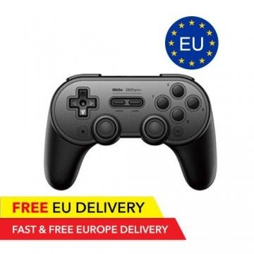 8BitDo SN30 Pro+ Controller - Bluetooth - EU Warehouse