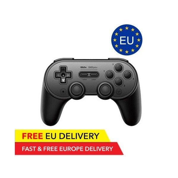 8BitDo SN30 Pro+ Controller - Bluetooth - EU Lager - 8BitDo - TradingShenzhen.com