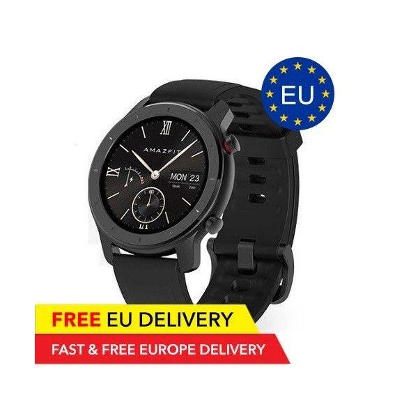 Huami Amazfit GTR - AMOLED Display - EU Warehouse - Xiaomi | Tradingshenzhen.com