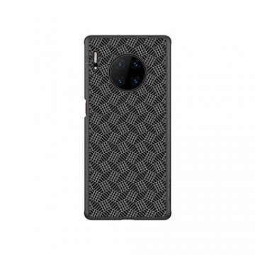 Huawei Mate 30 Pro Synthetic Plaid Fiber Case *Nillkin*