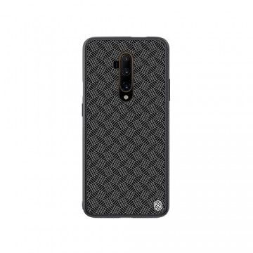 OnePlus 7t Pro Synthetic Plaid Fiber Case *Nillkin*