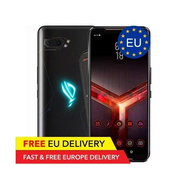 Asus ROG Phone 2 - 8GB/128GB - EU DELIVERY - Asus | Tradingshenzhen.com
