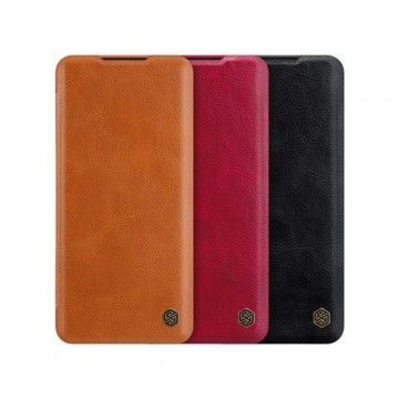 Xiaomi Mi Note 10 / CC 9 Pro Qin Leather Flipcover *Nillkin*