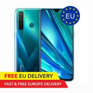 Realme 5 Pro - 8GB/128GB - Snapdragon 712 - GLOBAL - EU WAREHOUSE