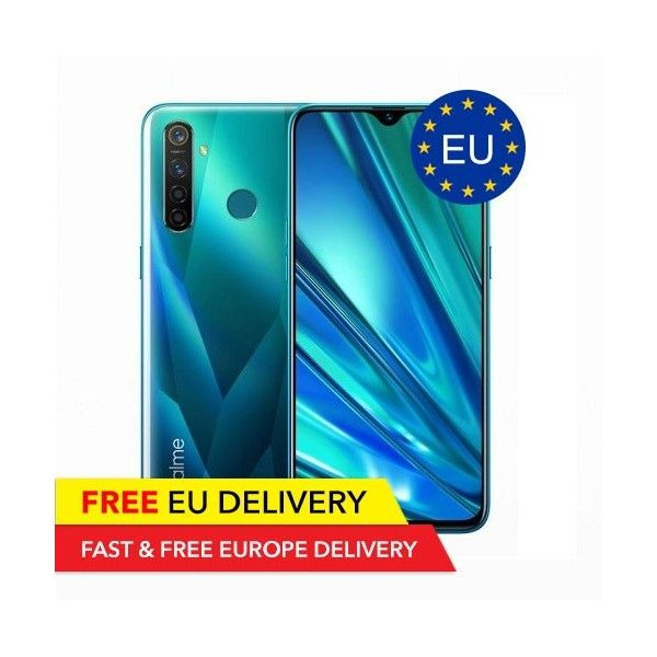 Realme 5 Pro - 8GB/128GB - Snapdragon 712 - GLOBAL - EU WAREHOUSE - Realme | Tradingshenzhen.com