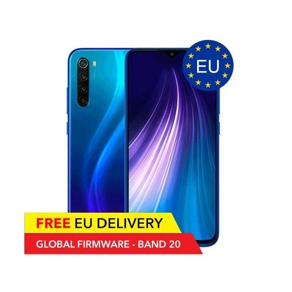 Xiaomi Redmi Note 8 Pro - 6GB/128GB - GLOBAL - EU Device - Xiaomi | Tradingshenzhen.com