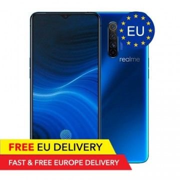 Realme X2 Pro - 8GB/128GB - 90Hz Display - GLOBAL - EU LAGER - Realme | Tradingshenzhen.com