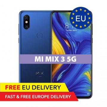 Xiaomi Mi MIX 3 5G - 6GB/128GB - Global - EU Gerät