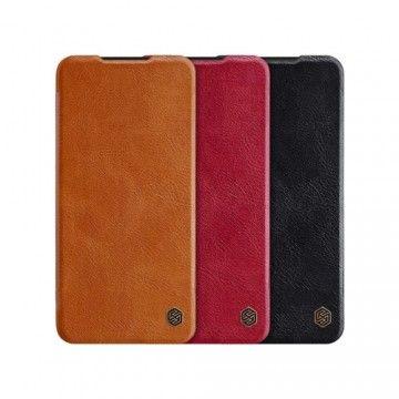 Xiaomi Redmi Note 8 Pro Qin Leather Flipcover *Nillkin*