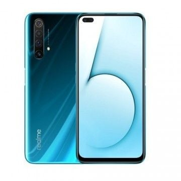 Realme X50 5G - 8GB/128GB - 64 MP Quad Camera - 120Hz Display - Realme - TradingShenzhen.com