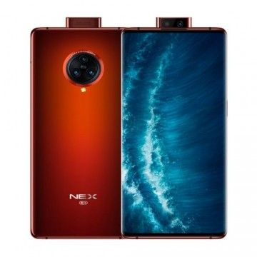 Vivo Nex 3S - 12GB/256GB - Snapdragon 865 - Waterfall Display